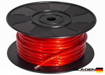 Gladen 10mm² 100% Cuivre Rouge