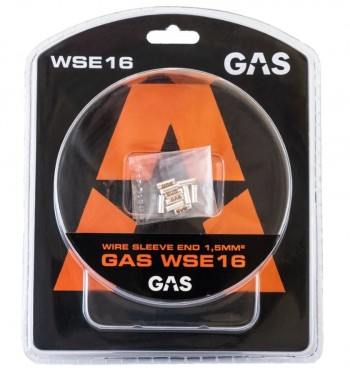 GAS 10 embouts 2.5mm