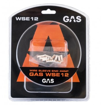 GAS 10 embouts 4.0mm