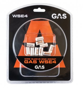 GAS 10 embouts 20mm