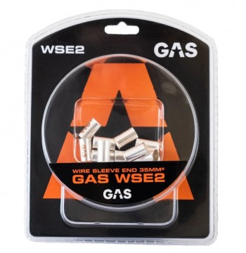 GAS 10 embouts 35mm