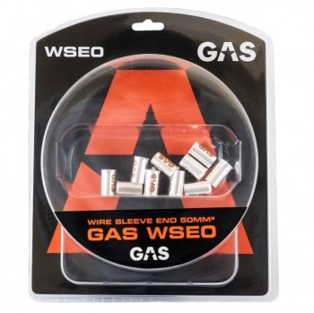 GAS 10 embouts 50mm