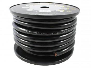 Hollywood CCA 50mm² Noir