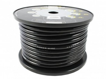 Hollywood CCA 20mm² Noir