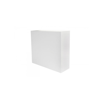 DLS Flatsub Midi Blanc